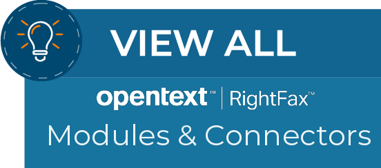 View_All_Modules_Connector_OpenText_RightFax