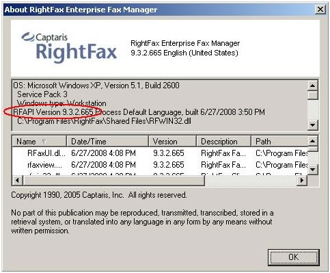 about rightfax